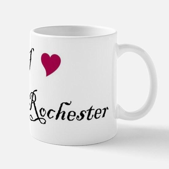 I Heart Mr. Rochester Mug