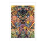 African Mysticism Postcards (Package of 8)
