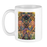 African Mysticism Mug