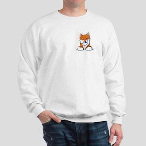 Pocket Shiba Inu Sweatshirt