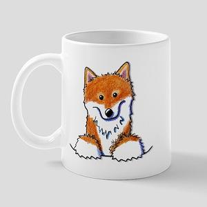 Pocket Shiba Inu Mug