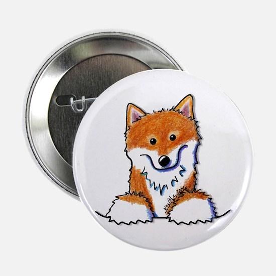 Pocket Shiba Inu Button
