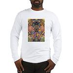 African Mysticism Long Sleeve T-Shirt