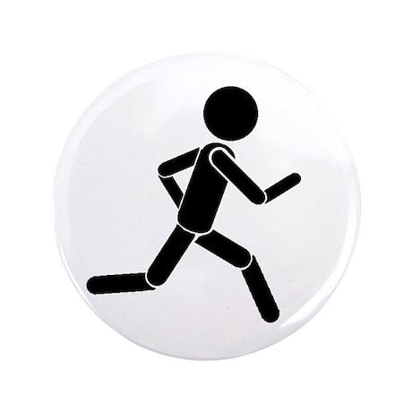 """Running 3.5"""" Button"""