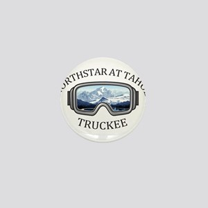Northstar at Tahoe - Truckee - Calif Mini Button