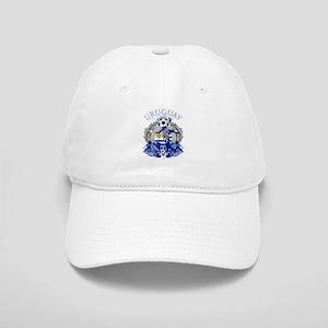 Uruguay Soccer Cap