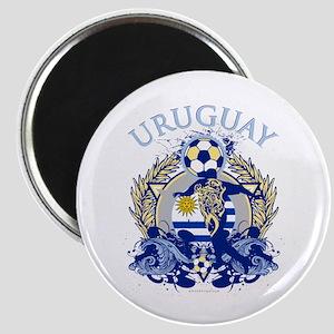 Uruguay Soccer Magnet