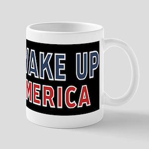 Wake Up America - PALIN Mug