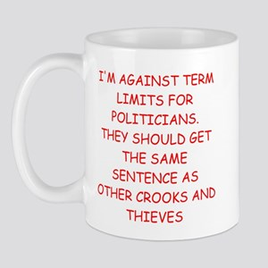 anti congress joke Mug