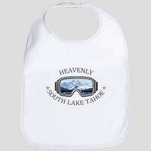 Heavenly Ski Resort - South Lake Tahoe Baby Bib