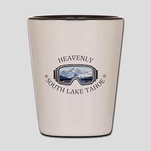 Heavenly Ski Resort - South Lake Taho Shot Glass