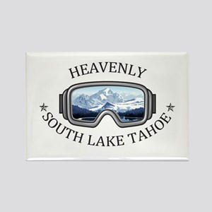 Heavenly Ski Resort - South Lake Tahoe - Magnets