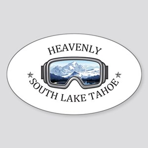 Heavenly Ski Resort - South Lake Tahoe - Sticker