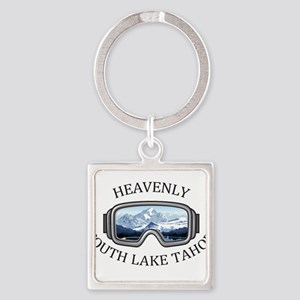 Heavenly Ski Resort - South Lake Tahoe Keychains