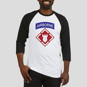 20th Engineer Brigade Baseball Jersey