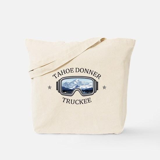Tahoe Donner - Truckee - California Tote Bag