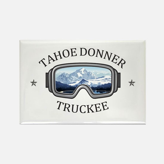 Tahoe Donner - Truckee - California Magnets