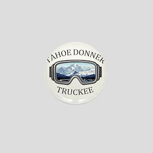 Tahoe Donner - Truckee - California Mini Button