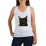 CAT FACE Women's Tank Top