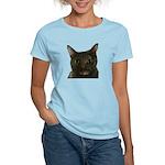 CAT FACE Women's Light T-Shirt