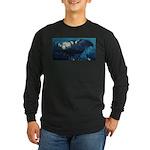 Night Long Sleeve Dark T-Shirt