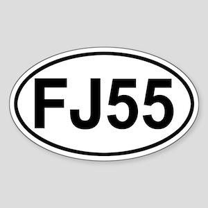 Toyota FJ 55