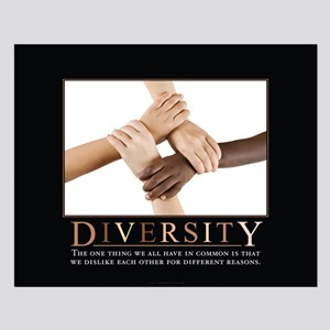 Diversity Small Poster
