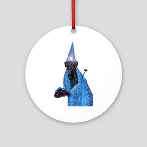 Puppy Magic Ornament (Round)