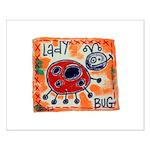 ladybug Small Poster