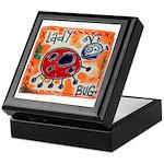 ladybug Keepsake Box