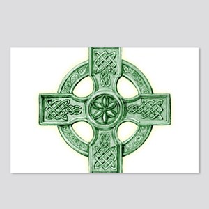 Celtic Cross Equilateral Postcards (Package of 8)