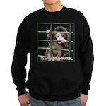 Lab Testing Hurts Sweatshirt (dark)