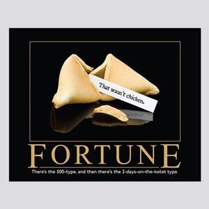 Fortune Small Poster