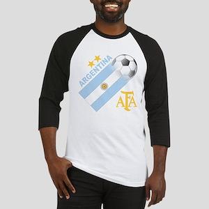 Argentina world cup soccer Baseball Jersey