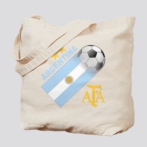 Argentina world cup soccer Tote Bag