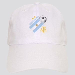 Argentina Soccer Hats - CafePress 2afa0b75d42
