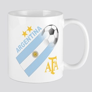 Argentina world cup soccer Mug