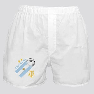 Argentina world cup soccer Boxer Shorts