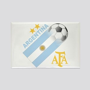 Argentina world cup soccer Rectangle Magnet