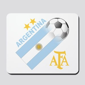 Argentina world cup soccer Mousepad