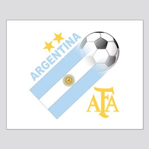 Argentina world cup soccer Small Poster