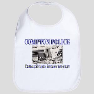 Compton Police CSI Bib