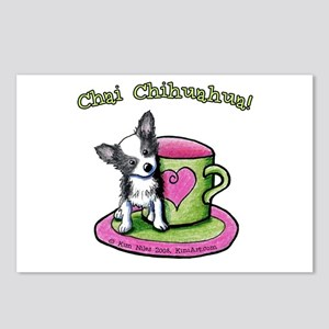Chai Chihuahua! Postcards (Package of 8)