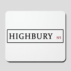 Highbury Mousepad