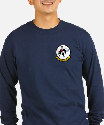 11th Bomb Squadron Long Sleeve T-Shirt (Dark)