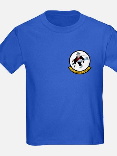 11th Bomb Squadron Kid'sT-Shirt (Dark)