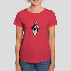 Bird house Women's Dark T-Shirt