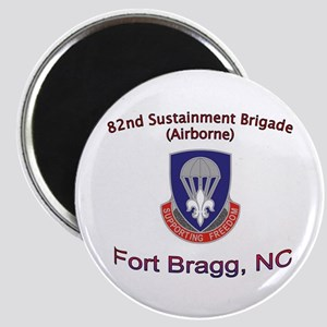82nd Sustainment BDE Magnet