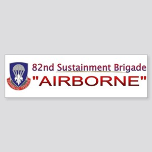 82nd Sustainment BDE Sticker (Bumper)