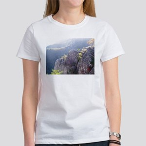 Misty Mountains Women's T-Shirt